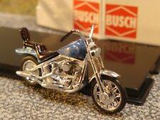 Busch 40153 US Motorrad Rot Metallic