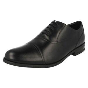 Gorra ' Estilo Brint Formal Cordones Con Clarks Zapatos Hombre YpqO88