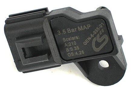 Corksport 3.5 Bar Sensor MAP Para Mazda 3 MPS 07-13//6 06-07 MPS Mazdaspeed