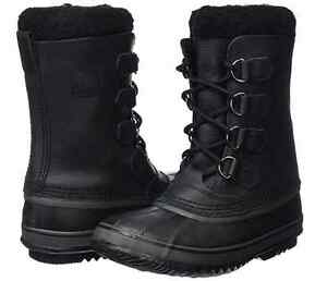f98f7203dd3 Details about New in Box Sorel Men's 1964 Pac T Snow Boot Boots Waterproof  Black 7 D(M) US