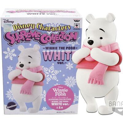 Banpresto Disney Characters Supreme Collection WINNIE THE POOH WHITE  2019 FS