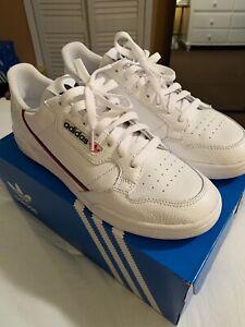 Adidas Mens Size 10.5 Continental 80