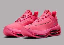 Nike Zoom Double Stacked Pink Blast Black CZ2909-600 Women's Sizes