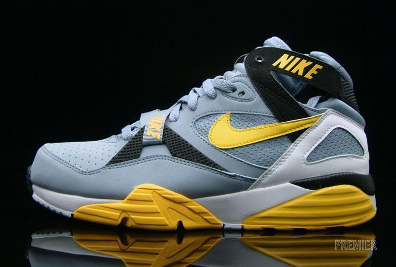 Nike air trainer 91 stein grauen bo jackson raider größe größe größe 8,5.309748-005 jordan 5742cd