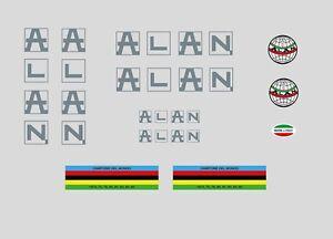 "Sticker /""alan/"" our"