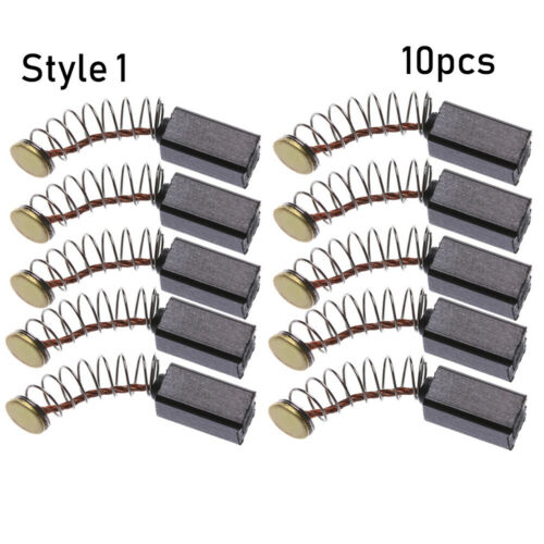Mini Drill Electric Grinder Carbon Brushes Spare Parts For Motors Rotary Tool