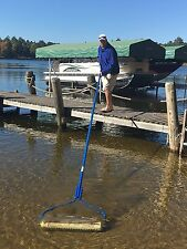 BEACHROLLER - Weeds Muck Silt Sludge GONE! Lake & Pond Aquatic Weed Removal Tool