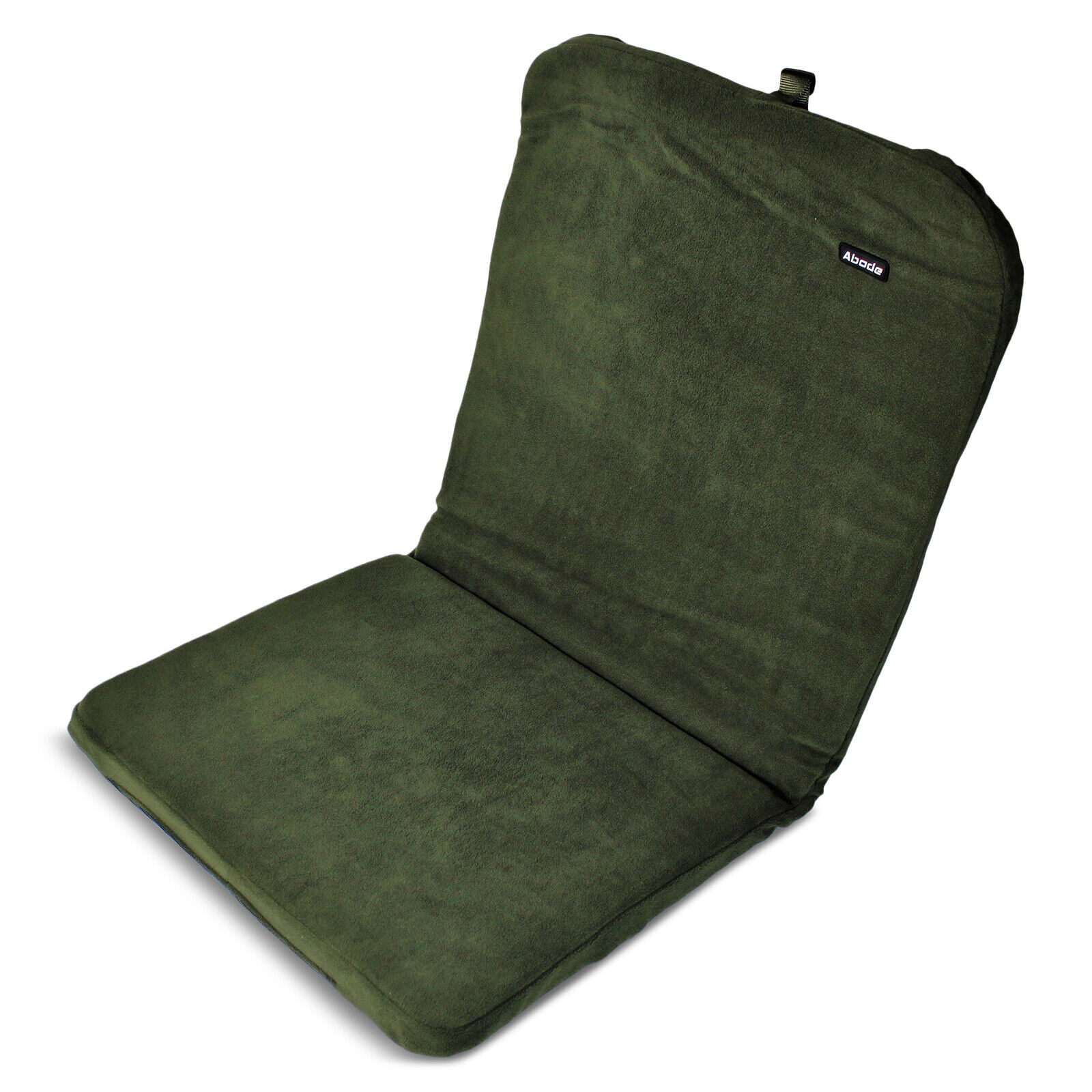 Abode Memory Foam chair Mattress Topper Carp Fishing Camping Cover