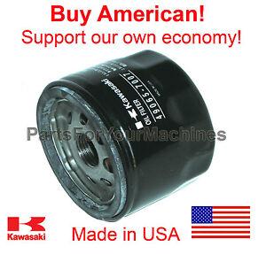 Genuine Kawasaki Oil Filter Fr541v Fr600v Fr651v Fr691v Fr730v