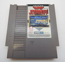 Nintendo NES Super Jeopardy! Game Cartridge, Works R13339