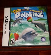 Petz Wild Animals: Dolphinz (Nintendo DS, 2007)*COMPLETE*SHIPS FREE Mon-Sat!