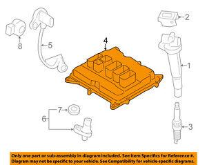 bmw oem 2013 x3 ecm pcm ecu engine control module computer Chevy Equinox Engine Diagram image is loading bmw oem 2013 x3 ecm pcm ecu engine