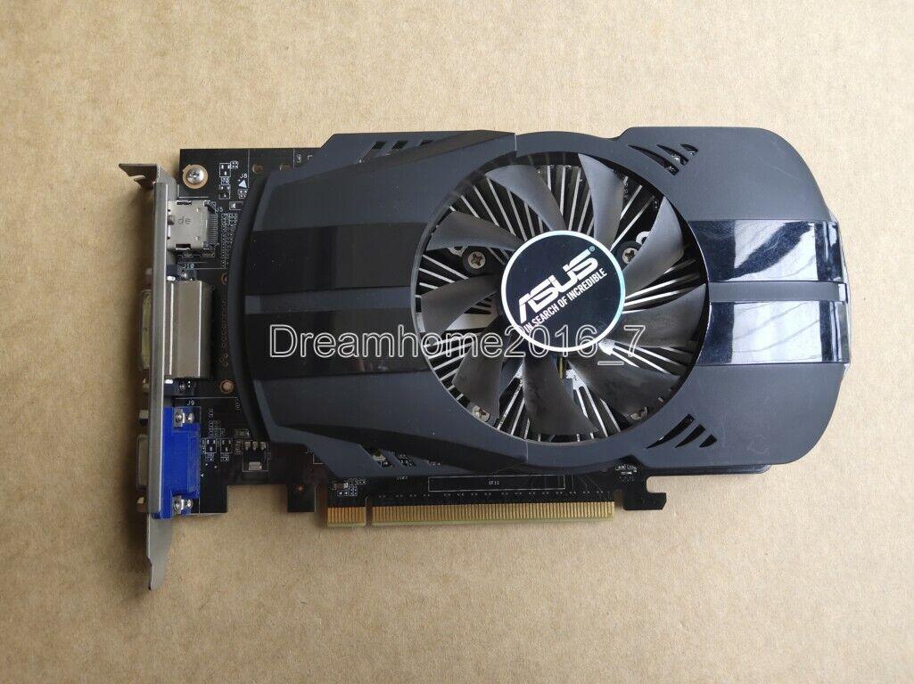 ASUS GeForce GTX750Ti 2GB GDDR5 640SP PCI-Ex16 Video Card With DVI HDMI VGA Port