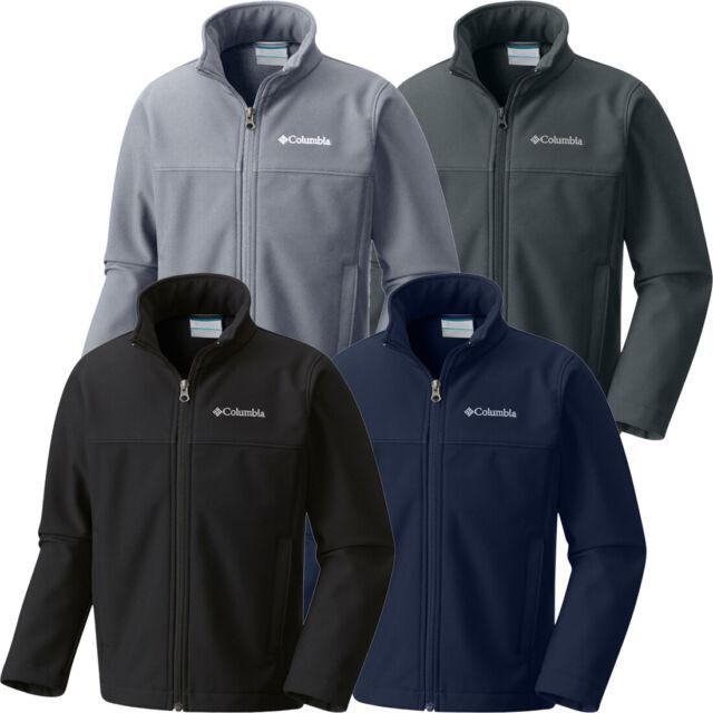 "New Mens Columbia ""Mt Village"" Water Wind Resistant Softshell Jacket Big & Tall"