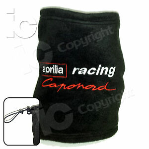 Col-echarpe-Aprilia-Caponordo-Racing-Tourisme-Strada-Cou-Warmer-Laine-Polaire