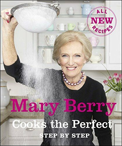 Mary Berry Cooks The Perfect by Berry, Mary 1409367940 The Cheap Fast Free Post