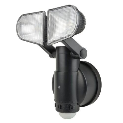 Xtralite NiteSafe Twin Activated Floodlight LED Wireless Motion Sensor Light