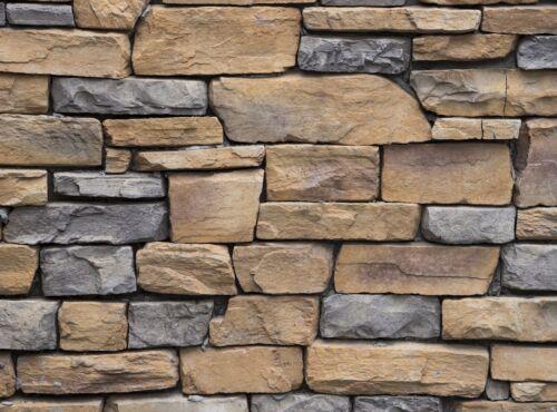 Stone Wall  Wall Mural Photo Wallpaper GIANT WALL DECOR free shipping