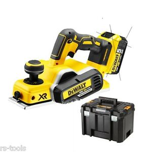 DeWALT-DCP580NT-18V-LiIon-Pila-Cepillo-carpinteria-82mm-sin-escobillas-brushless