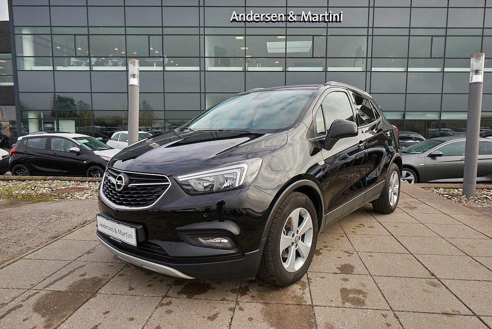 Opel Mokka X 1,6 CDTi 110 Enjoy 5d