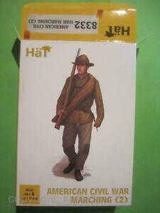 NEU-1-72-HaeT-8332-US-Buergerkrieg-Suedstaatler-im-Marsch-ACW-Confederate-marching