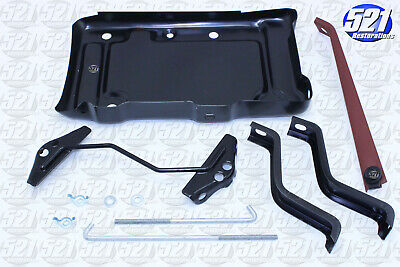 Mopar Battery Tray Lower Brace Support 67-70 Coronet Charger RoadRunner SuperBee