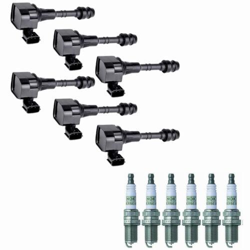 NGK G Power Spark Plug for Nissan Frontier Xterra 4.0L 05-11 Ignition Coils