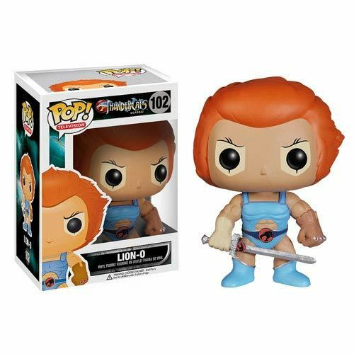 Thundercats Lion-O Pop Vinyl Figure