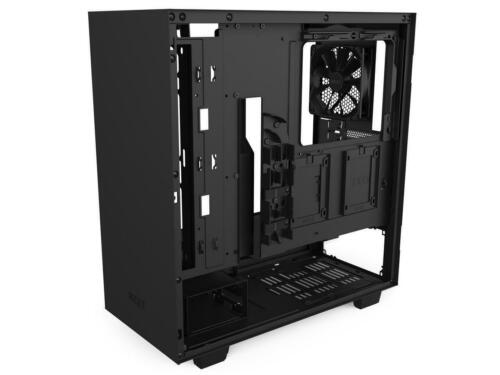 Front I//O USB Type-C Port T NZXT H510 Compact ATX Mid-Tower PC Gaming Case