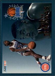 Image Is Loading 1992 93 Fleer Basketball Asst Insert Cards A2549