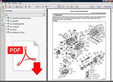 Subaru forester 2009 factory service repair workshop oem manual.