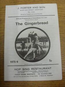 26-12-1975-Grantham-v-Kettering-Town-amp-v-Nuneaton-Borough-27-12-1975-Score-Not