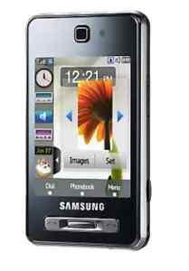 Samsung-SGH-F480-Handy-Dummy-Attrappe-Requisit-Deko-Werbung-Vintage