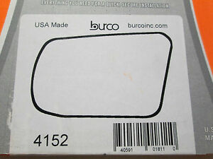 BURCO-MIRROR-GLASS-4152-FITS-2007-2012-NISSAN-ALTIMA-LEFT-DRIVER-SIDE