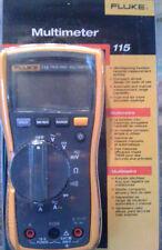 Fluke 115 True Rms Digital Multimeter Brand New With Warranty
