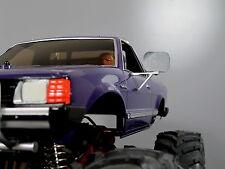 Aluminum L&R Side Mirror Tamiya 1/10 Clodbuster Hilux Brat Beetle Bruiser Truck