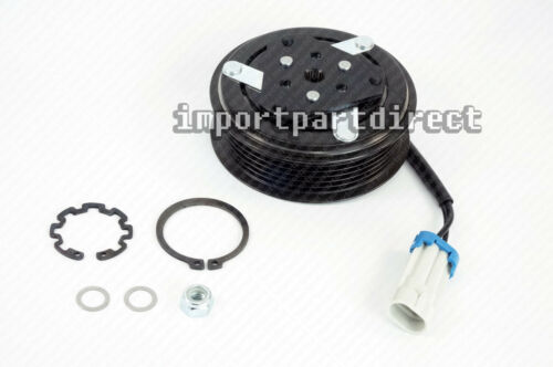 A//C Compressor CLUTCH KIT for Chevy Trax 2013-2016 1.4L 1.8L without SENSOR