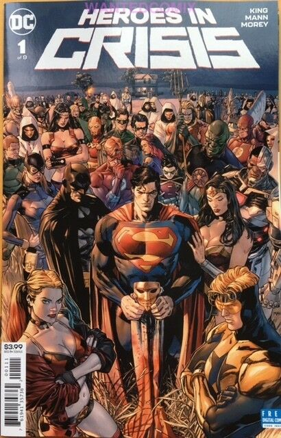 DC Comics Superman #1 Wonder Woman #1 Set of 3 Blank Variant Batman #1
