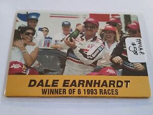 1994-Action-Packed-32-Dale-Earnhardt-Winner-of-6-039-93-races