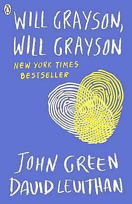 Will Grayson, Will Grayson by John Green, Good Used Book (Paperback) Fast & FREE