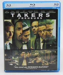 Takers-Blu-ray-Matt-Damon-Paul-Walker-Idris-Elba-Hayden-Christensen