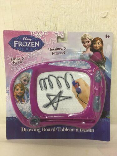 Disney Frozen Drawing Board Erasable Unused