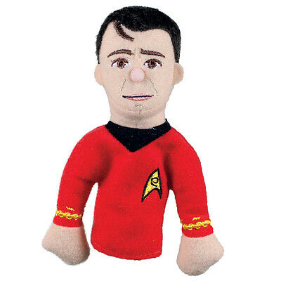 You Select Star Trek FREE SHIPPING Philosophers Guild Finger Puppets