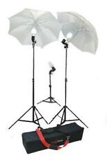 Studiohut Three Light Continuous Lighting Kit for Video/Digital/Portrait Photogr