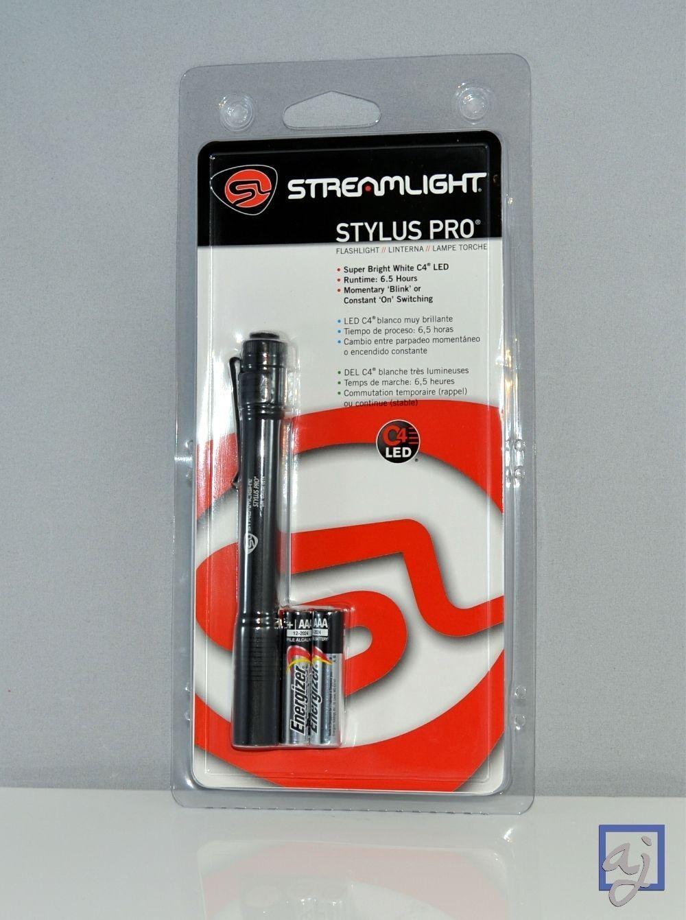 Nouveau Modèle - Streamlight Stylus Stylus Stylus Pro Led AAA Poche Lampe Torche / Stylo Léger dc6d4e