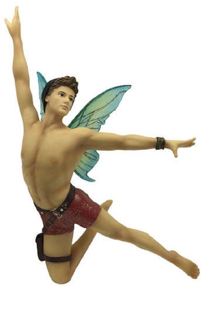 December Diamonds Drake Male Fairy Christmas Tree Ornament 5555096 New