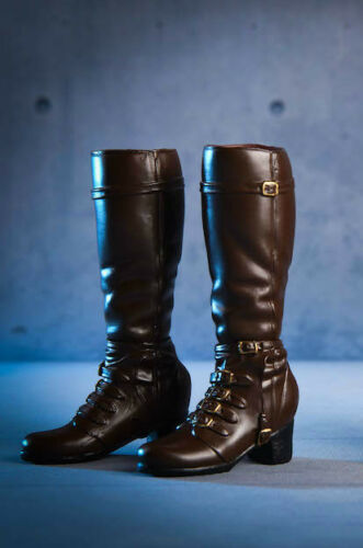 1//6 Avengers Scarlet Witch Boots BROWN For Hot Toys PHICEN Female Figure ❶USA❶