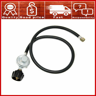 3 Feet Propane Regulator and Hose Universal QCC1 Grill Replacement High Qual New