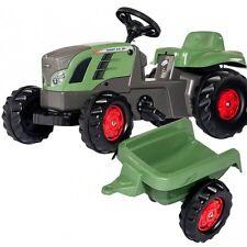 Rolly Toys Fendt Vario 516 mit Anhänger ohne Frontlader  Traktor Trettra