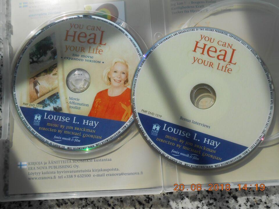 You can heal your life, instruktør Du skaber dit liv med dine